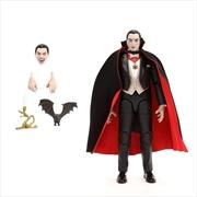 "Universal Monsters - Dracula 6"" Action Figure | Merchandise"