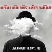 Live Under The Sky 80 | CD