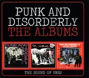 Punk And Disorderly  Albums | CD