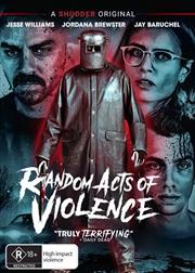 Random Acts Of Violence | DVD