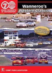 Magic Moments Of Motorsport - Wanneroo's Western Classics   DVD
