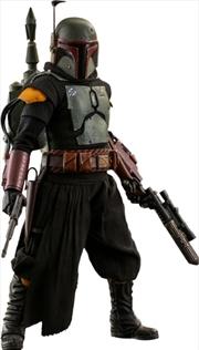 "Star Wars: The Mandalorian - Boba Fett (Repaint) 1:6 Scale 12"" Action Figure   Merchandise"