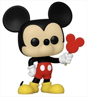 Mickey Mouse - Mickey with Popsicle US Exclusive Pop! Vinyl [RS] | Pop Vinyl