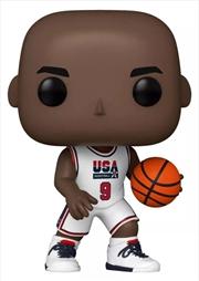 NBA: Legends - Michael Jordan 92 Team USA WH Pop! RS | Pop Vinyl