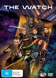 Watch - Season 1, The | DVD