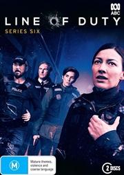 Line Of Duty - Season 6 | DVD