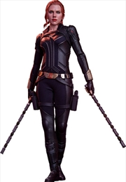"Black Widow - Black Widow 1:6 Scale 12"" Action Figure   Merchandise"