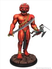Dungeons & Dragons - Efreeti Premium Statue   Merchandise