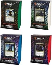 Magic the Gathering - Adventures in the Forgotten Realms Commander Decks Assortment | Games