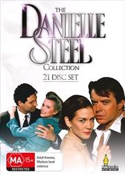 Danielle Steel - Complete Collection | Boxset | DVD