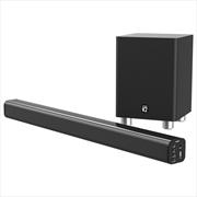 K2 Tv With Subwoofer Black   Hardware Electrical