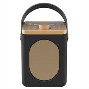 Majority Little Shelford DAB/DAB+ Radio with Bluetooth-Black   Hardware Electrical