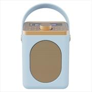 Majority Little Shelford DAB/DAB+ Radio with Bluetooth-Duck Egg   Hardware Electrical