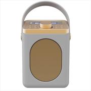 Majority Little Shelford DAB/DAB+ Radio with Bluetooth-Grey   Hardware Electrical