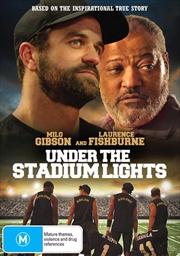 Under The Stadium Lights   DVD