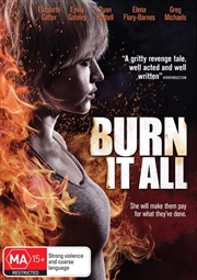 Burn It All | DVD