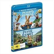 Peter Rabbit / Peter Rabbit 2 - The Runaway | 2 Movie Franchise Pack | Blu-ray