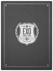 Exo S First Box | CD