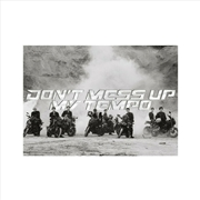 Exo The 5Th Album 'Don't Mess Up My Tempo (Andante Ver.) | CD