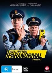 Wellington Paranormal - Season 3 | DVD