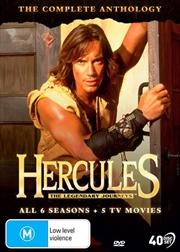 Hercules - The Legendary Journeys | Anthology | DVD