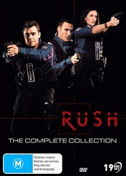 Rush | Complete Collection | DVD