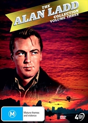 Alan Ladd Collection - Vol 3, The | DVD