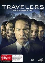 Travelers - Season 1-2 | DVD