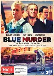Blue Murder | Complete MiniSeries | DVD