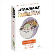 Star Wars The Mandalorian The Child Playing Cards | Merchandise