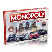 Monopoly - Supercars Edition | Merchandise