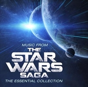 Music From The Star Wars Saga | Vinyl