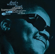 That's Where It's At - Blue Note Tone Poet Series | Vinyl