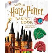 Official Harry Potter Baking Book | Hardback Book