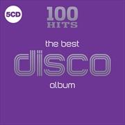 100 Hits: Best Disco Album / V | CD
