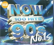 Now 100 Hits 90s No 1s | CD