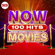 Now 100 Hits Movies | CD