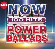 Now 100 Hits Power Ballads | CD