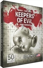 50 Clues Season 2 - Maria Part 3 - Keepers of evil | Merchandise