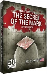 50 Clues Season 2 - Maria Part 2 - The secret of the mark | Merchandise