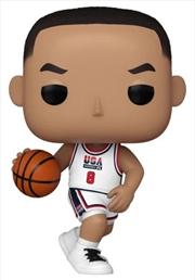 NBA: Legends - Scottie Pippen 92 Team USA US Exclusive Pop! Vinyl [RS] | Pop Vinyl