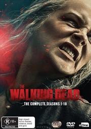 Walking Dead - Season 1-10, The | DVD