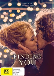 Finding You | DVD