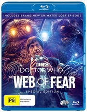 Doctor Who - The Web Of Fear | Blu-ray