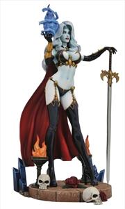 Femme Fatales - Lady Death PVC Diorama | Merchandise