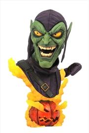 Spider-Man - Green Goblin Legends in 3D 1:2 Scale Bust | Merchandise