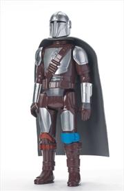 Star Wars: The Mandalorian - Mandalorian Beskar Jumbo Figure | Merchandise