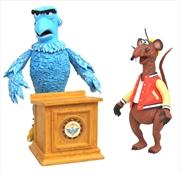 Muppets - Sam & Rizzo Deluxe Figure Set | Merchandise