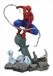 Spider-Man - Spider-Man Lampost Gallery PVC Statue | Merchandise