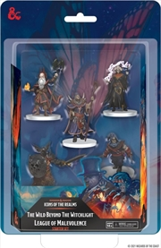 Dungeons & Dragons - Icons of the Realms Set 20 Wild Beyond the Witchlight League of Malevolence | Games
